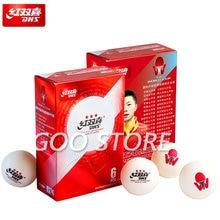 Мячи для настольного тенниса dhs dj40 + 3 звезды Пусан Олимпийские