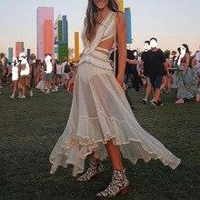 Белое сексуальное прозрачное платье vestidos, женское платье с открытой спиной elbise kleider, модное длинное вечернее платье