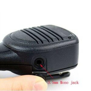 Image 4 - IP54 Radio Microphone Walkie Talkie Speaker Mic For Motorola XiR P8668 P8268 APX7000 APX6000 APX7500 DP4601 DP4401 DP4800 DP4801