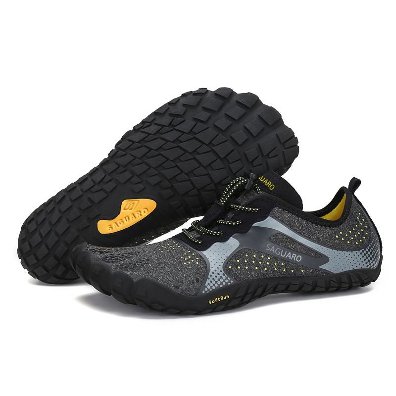 Summer Water Shoes Men Barefoot Shoes Beach Slippers Upstream Aqua Shoes Woman Diving Swimming Socks Quick Dry Tenis Masculino