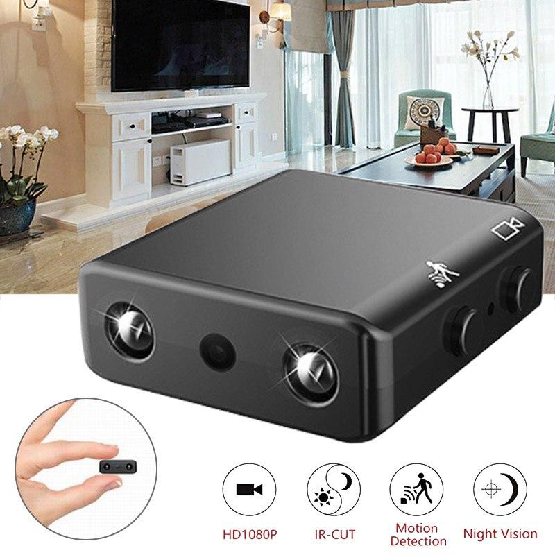High Quality Mini Camera Smallest 1080p HD Infrared Camcorder Night Vision Micro Camera