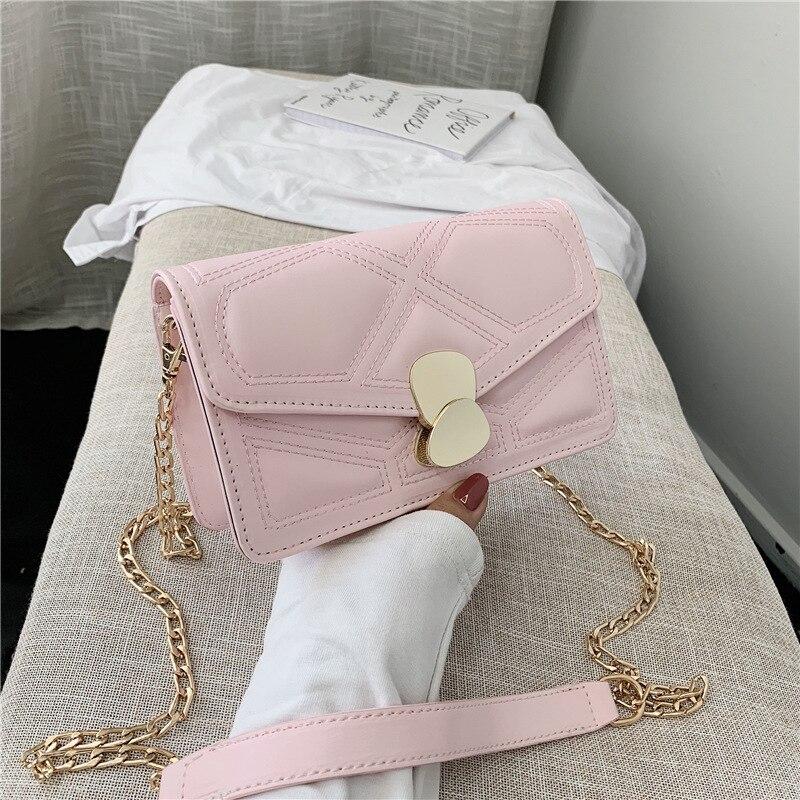 Satchel Handbag Bolsa-Bag Messenger-Bag Clutch Floral Retro Black White Famous Designer