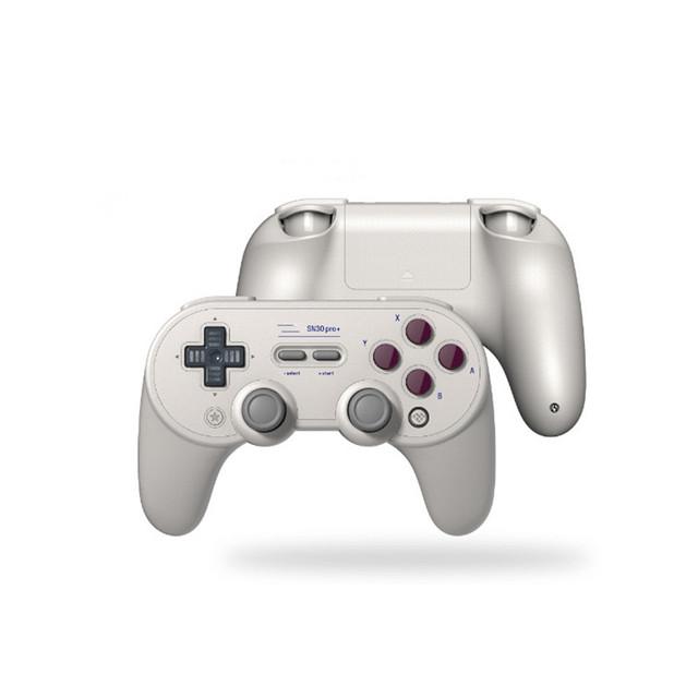 8BitDo SN30 PRO+ Wireless Game Controller