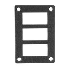 Car Rocker Switch Panel Holder Combination Switch Panel Frame for Toyota Landcruiser Prado /Fj Cruiser