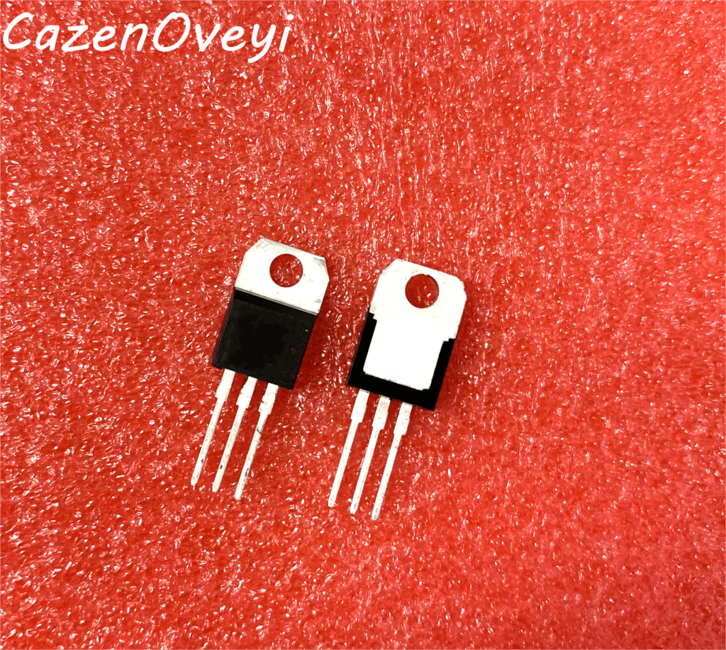 10pcs/lot LM338T LM338 338T TO-220 New Original In Stock