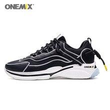 ONEMIX Retro Running Shoes Men's Sneakers for Women