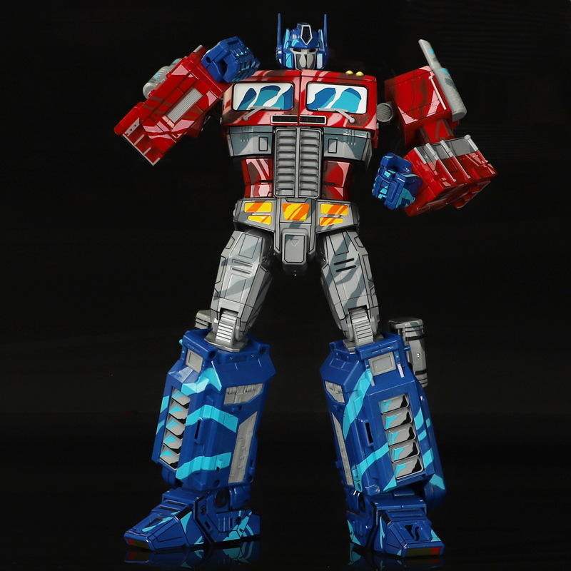 Yue Star MMP10 Second Element Animation Version Transformation Toy Jingang Giant Op Column Garage Kit Model Coating Autobots E