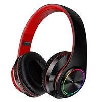 Wireless Bluetooth Kopfhörer mit Noise Cancelling Über Ohr Stereo Kopfhörer Lärm Reduktion Gaming Headset/Mic Für Mobile PC