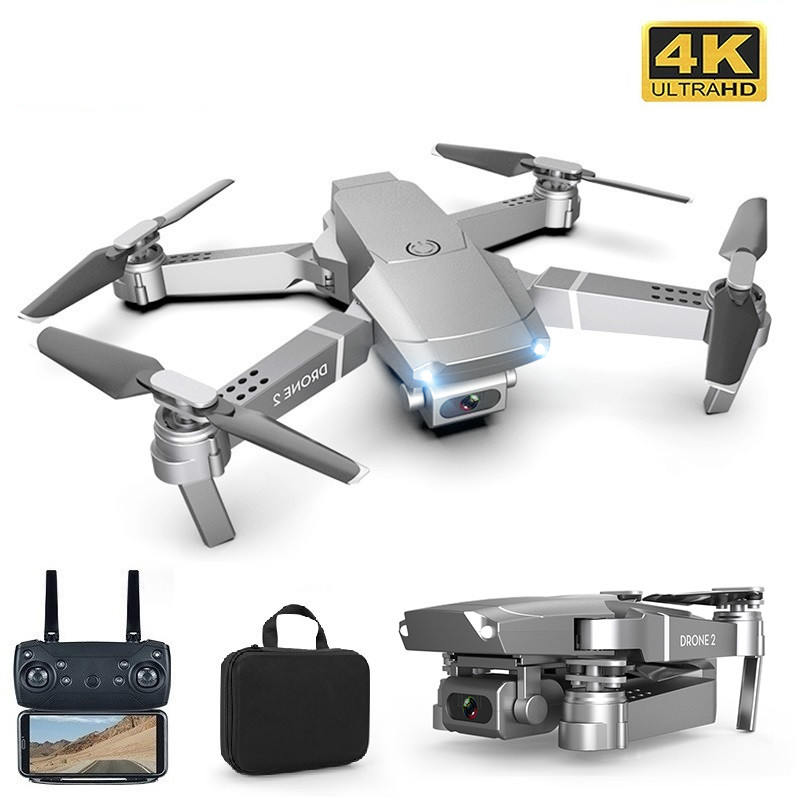 NYR New E68pro Mini Drone Wide Angle 4K 1080P WiFi FPV Camera Drones Height Holding Mode RC Foldable Quadrotor Rc Dron Toy