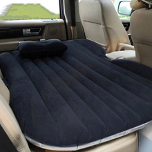 Car Air Inflatable Travel Mattress Bed Universal for Back Seat Multi Functional Sofa Pillow Outdoor Camping Mat Cushion In Stock