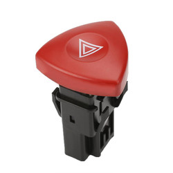 Emergency Hazard Flasher Warning Light Switch 8200442723 For Renault Laguna Master Trafic II Vauxhall автомобильные товары