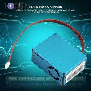 G5 PMS5003 Laser PM2.5 Detectar Sensor de Monitoramento da Qualidade do Ar Poeira Haze Tester