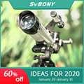 Svbony SV25 60420 Monoculare Telescopio Astronomico + Treppiede + Ottico Finder Ambito per La Vigilanza da Viaggio Luna Uccello per I Bambini E gli Studenti