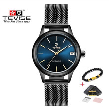 TEVISE Woman Bracelet Watches Luxury Automatic Wome