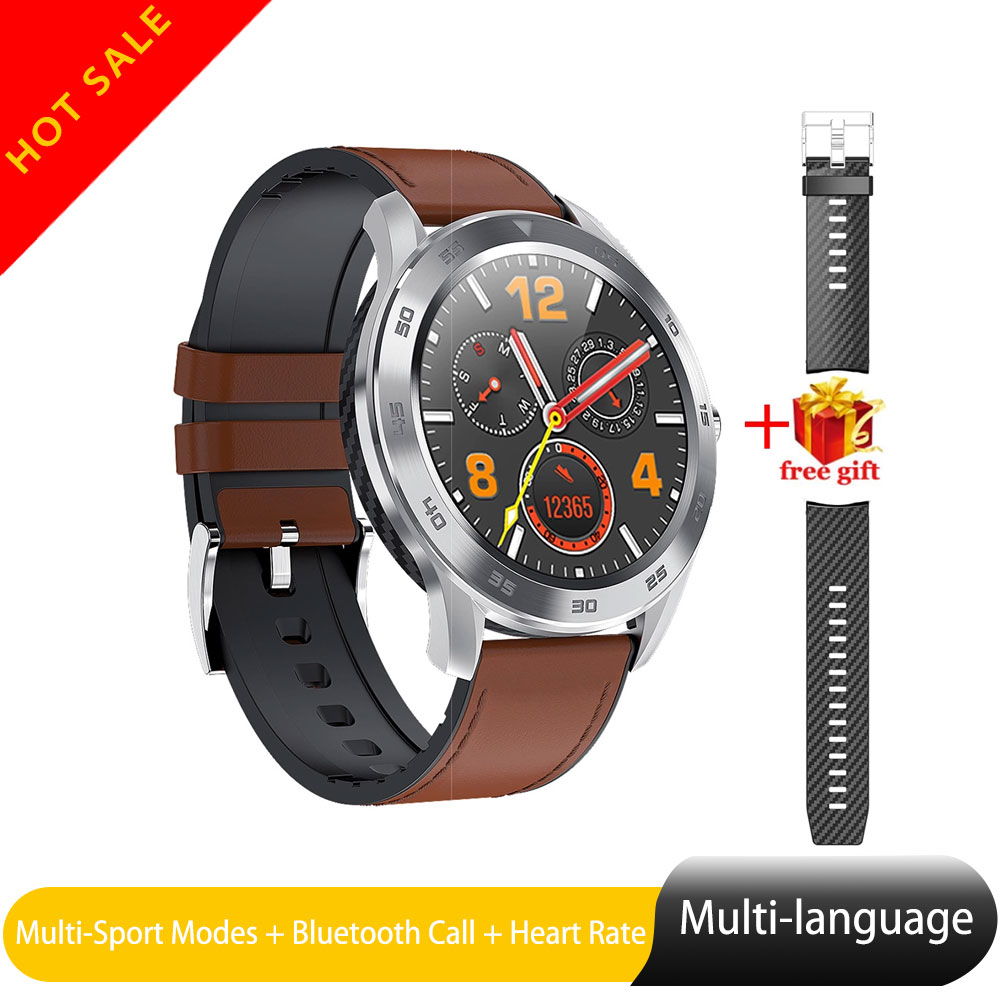 Bluetooth Call Smart Watch Men Waterproo Smartwatch relogio inteligente for Apple Samsung Xiaomi huawei honor android phones <font><b>GT</b></font> image
