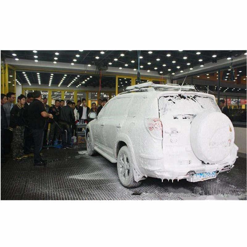 1000ML Neve Generatore di Schiuma Lance Foamer Spruzzatore Ugelli Per Diverse Marche di Alta Pressione di Lavaggio Auto Pistola di Macchina