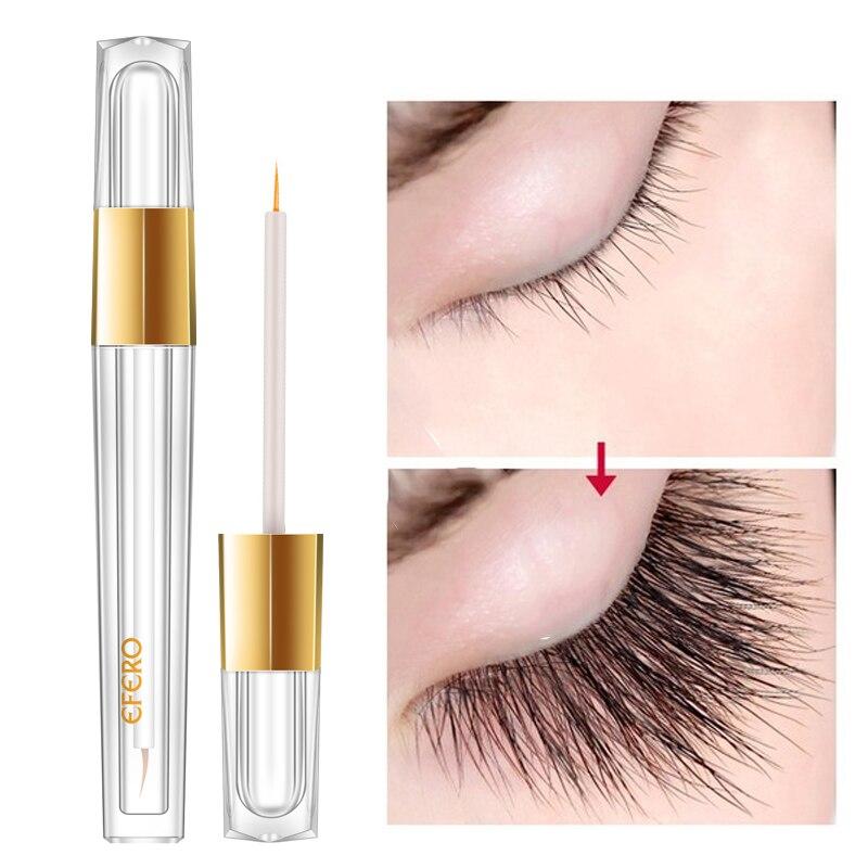 EFERO sérum de cils naturels | Rehausseur de croissance des cils, sérum de cils pour les yeux, sérum de cils, soins pour la croissance des sourcils