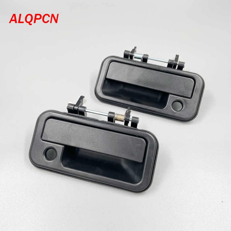Use For Chinese Car Great Wall Wingle 3 Wingle 5 Back Door Handle Tailgate Opne Handle Catcher Chrome And Black Aliexpress