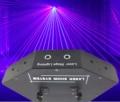 Mostrar tiempo RGB laser latineas de imagen haz escanear DMX DJ Barra de baile Caffee Navidad Fiesta en casa Disco efecto iluminacio