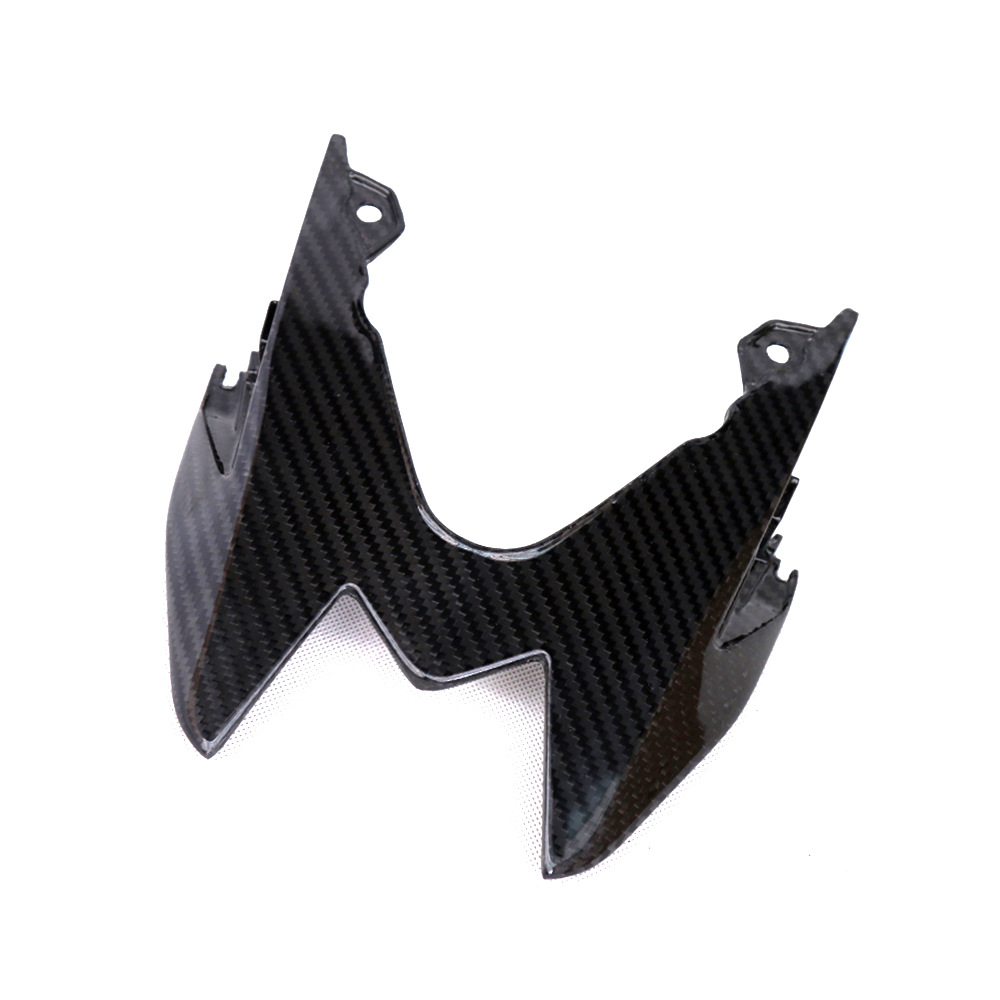 Rear Seat Light Cover Panel for bmw s1000rr in Twill Weave Carbon Fiber Color ABS Plastic For S1000RR 2015 2016 2017 2018|Full Fairing Kits| |  - title=