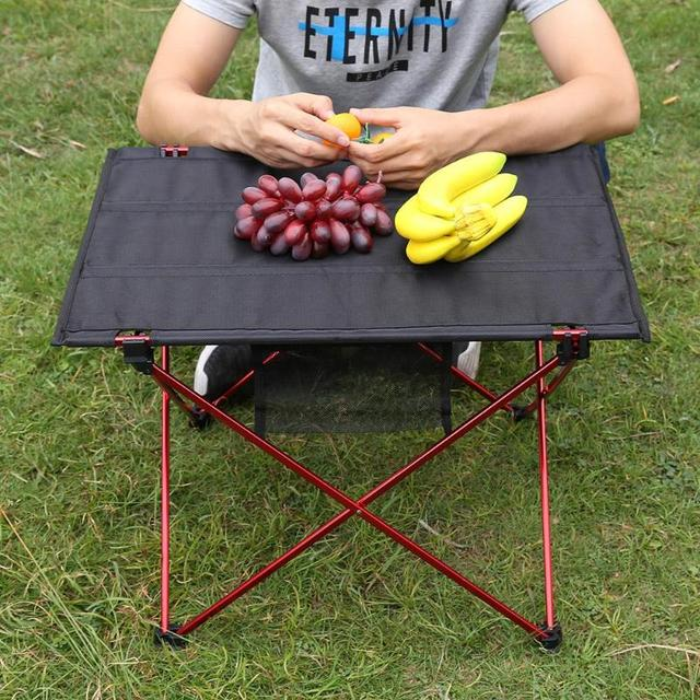 Table pliante portative extérieure de Table doxford dalliage daluminium