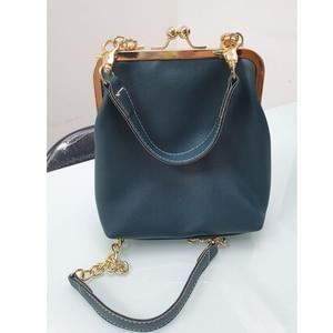 Image 5 - คุณภาพสูงPUหนังผู้หญิงกระเป๋าถือแฟชั่นVintageออกแบบกระเป๋ากระเป๋าโซ่ไหล่Crossbodyกระเป๋า