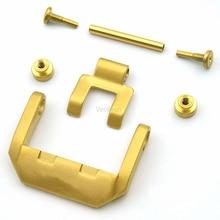 Металлическая пряжка для часов мужской ремешок для часов для GX56BB GWX 56 высококачественный 316L нержавеющая сталь оригинальные застежки аксессуары