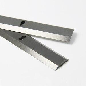 Image 3 - HSS planya bıçakları kalınlığı planya bıçağı için 319x18.2x3.2mm Ryobi ETP1531AK JET JWP 12 GMC MA1931 CT 340 COBRA