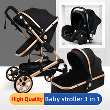 Baby Stroller Multifunctional 3 in 1 Baby