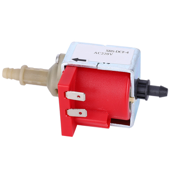 Water Pump Engineering Plastic Mechanical Accessory Electromagnetic Industrial Tool AC220v 25W Industrial Pump industrial water pollution