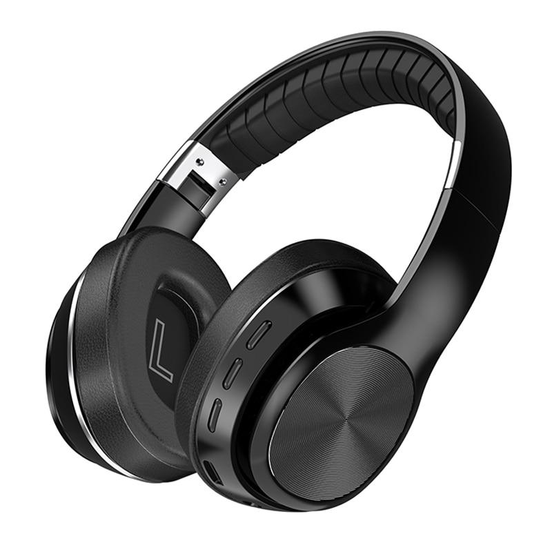 Bluetooth-гарнитура складная с поддержкой TF-карты/FM-радио/Bluetooth
