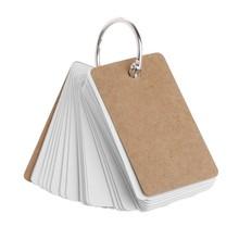 230 folhas criativo doces cor fivela fichário notas cartões flash portátil memorando almofadas bonito papelaria diy cartão em branco