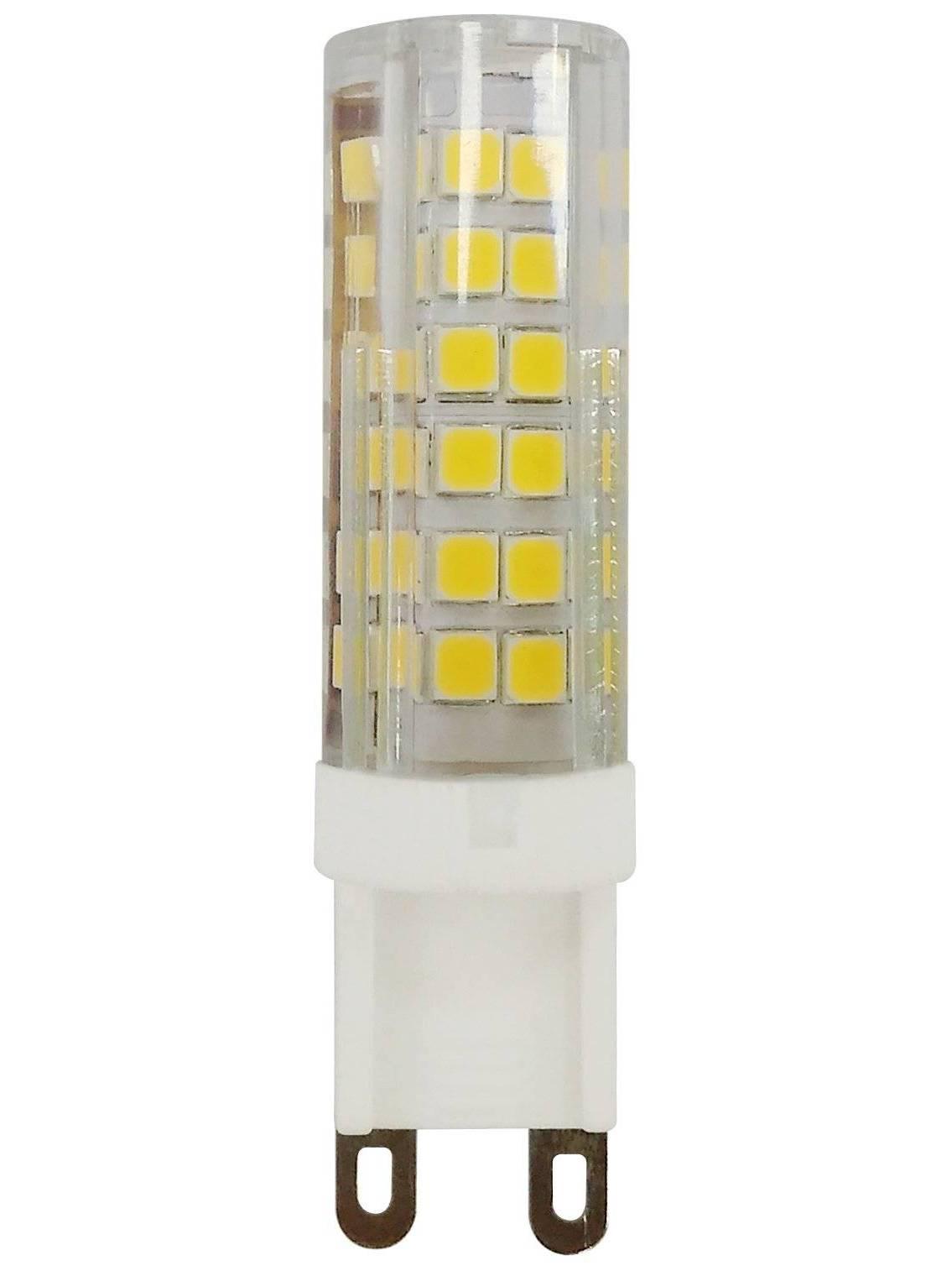 Lamp Led ERA Led SMD Jc-7w-220v-corn, Ceramics-827-g4 5055398604519