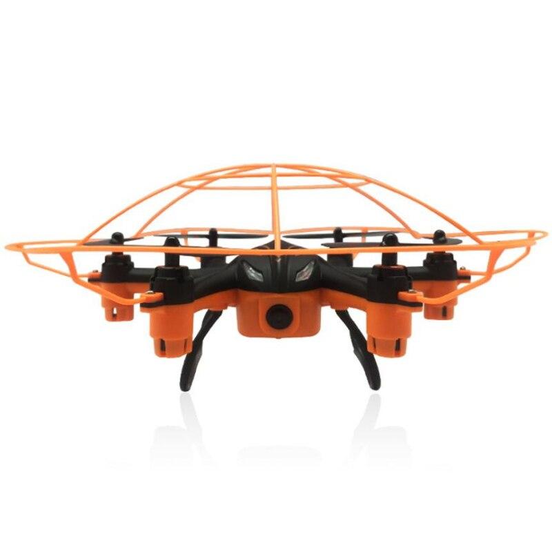 5.8G em tempo real de transmissão FPV RC Drone com HD camera Um Retorno Chave Headless Modo RC Quadcopter RTF vs x8G X5UW rc brinquedos presentes - 3