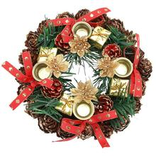 Decorative Candle-Holder Christmas-Store Home Chic