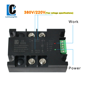 220V 10A-200A Enhanced single phase AC voltage regulator module power regulator module sm20kpm 3 phase ups power module