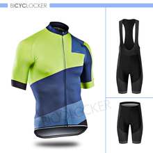 цена на Pro Team Cycling Clothing Men Jersey Set Biking Clothes Summer Short Sleeved Uniform Road Bike Racing Wear Ropa Ciclismo Maillot