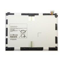 Планшет Батарея EB-BT550ABE EB-BT550ABA для Samsung Galaxy Tab A 9,7 T550 T555C P555C P550 натуральная Батарея 6000 мА-ч