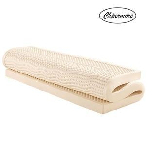 Image 1 - Chpermore Colchones 100% de látex natural, tatami de rebote lento, tamaño familiar, para cama matrimonial, individual y doble