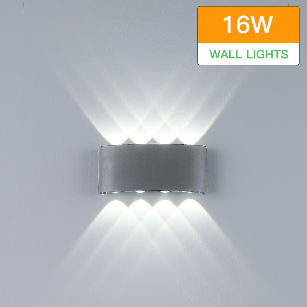 Outdoor Lighting 12w 16w Led