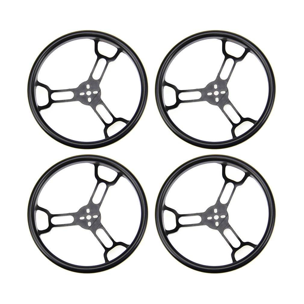 HGLRC 4pcs 3/2.5Inch Propeller Guard Guard Protective Ring for RC Racing Drone Fit 11/13/14 Series Motors Support 3 inch Blades|Parts & Accessories| |  - title=