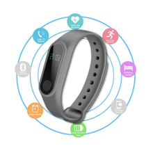 Hot M2 Smart Band Wristband Health Heart rate/Blood/Pressure/Heart Rate Monitor/Pedometer Sports Bracelet smart Bracelet r1 dynamic heart rate monitor sports smart bracelet brown