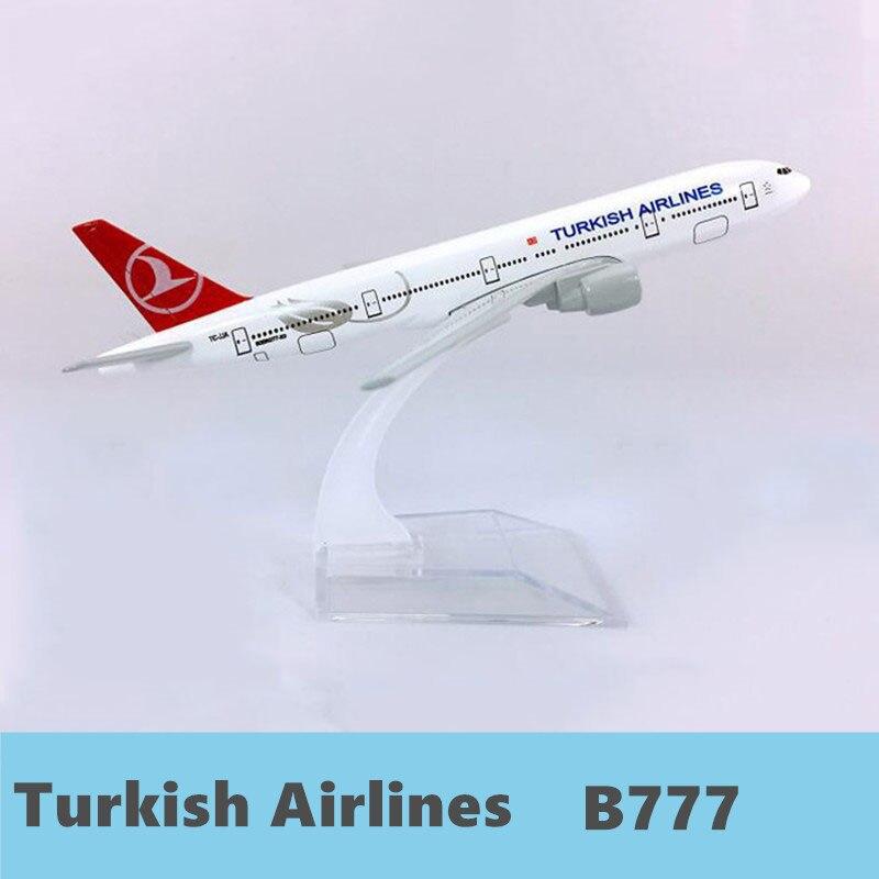 Alloy Metal Air Saudi Arabian B747 Airlines Airplane Model Boeing 747 400 Airways Plane Model Stand Aircraft Kids Gifts 1