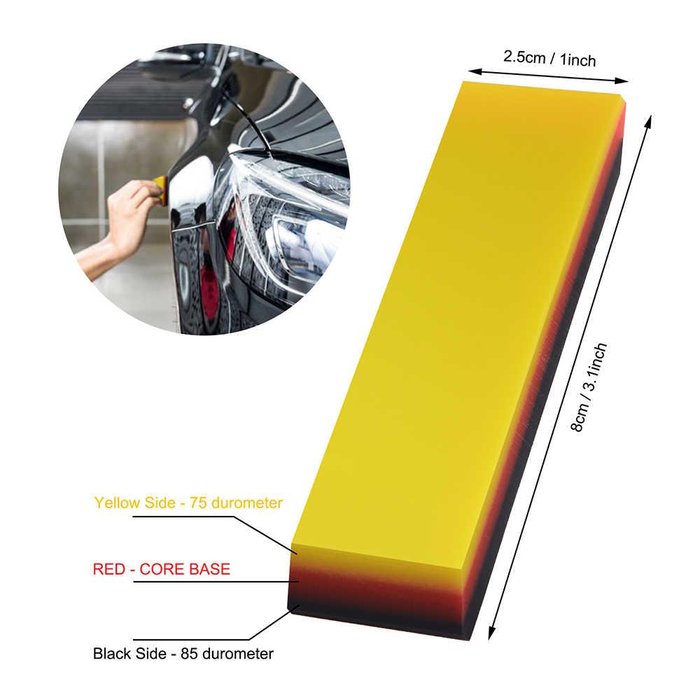 EHDIS Vinyl Film Verpackung Werkzeuge Kit Carbon Fiber Vinyl Wrap Auto Magnet Stick Rakel Schaber Fenster Film Tönungen Auto Zubehör