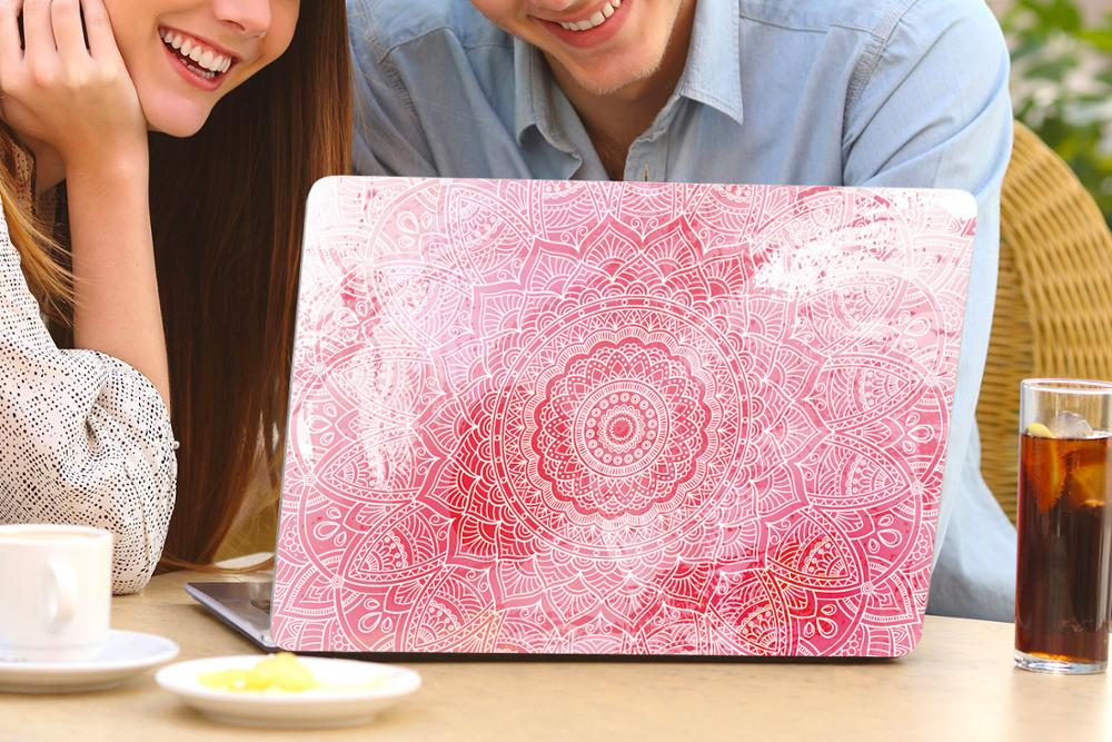 Floral Case for MacBook 185