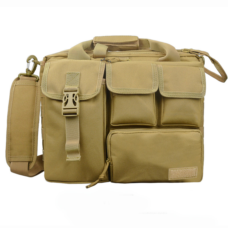 Wholesale Military Climbing bag Outdoor Climbing Hiking Computer Shoulder Bag Tactical Messenger Bag Laptop Handbags