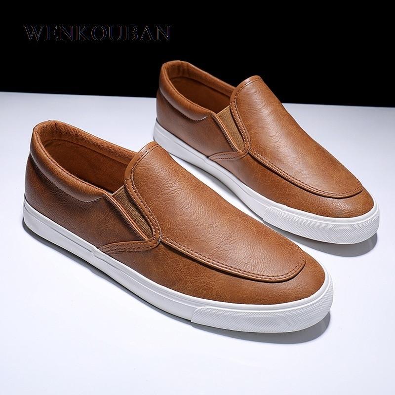 Summer Flats mMen Casual Shoes Fashion