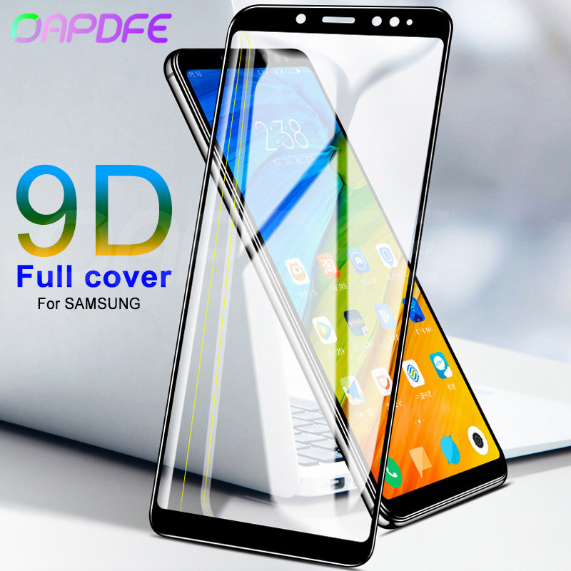 9D Tempered Glass On The For Xiaomi Redmi 5 Plus 5A 4X S2 Note 4 4X 5 5A Pro Screen Protector Safety Film Protective Glass Case