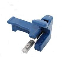 Máquina aplicadora de bandas de bordes para carpintería, herramienta de PVC, máquina de corte de bordes rectos, mesa de corte, Hardware de carpintero