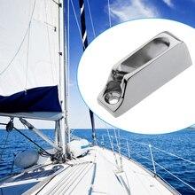 보트 캠 클리트 로프 클리트 잼 클리트 라인 클리트 맞춤 3 6mm 로프 316 스테인레스 스틸 해양 하드웨어 카약 보트 액세서리 마린